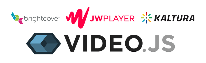 Supporting VAST/VPAID in style with JWPlayer, Brightcove, Kalture, and Video.js